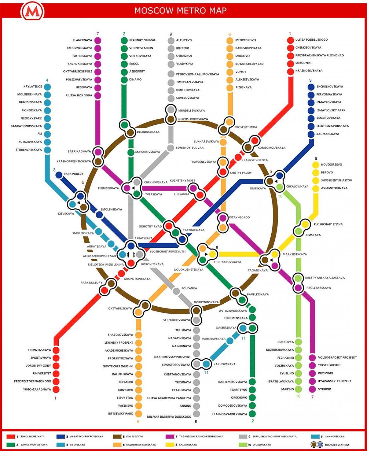 maps térkép A moszkvai metró térkép orosz   Moszkva metró térkép orosz  maps térkép